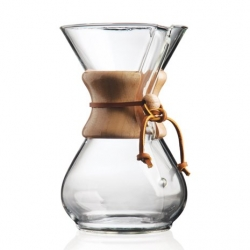 Chemex Eight Cup Classic Series Pour Over