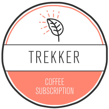 Trekker Subscription for Best Organic Coffee Beans by Amavida