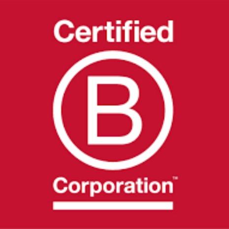 B Corp Certification Symbol