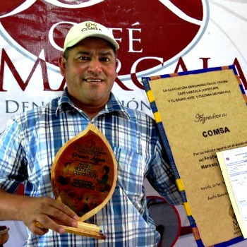 Honduras Coffee Finca Cual Bicicleta wins Marcala Cup of Excellence competition
