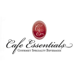 Cafe Essentials, Gourmet Specialty Beverages logo