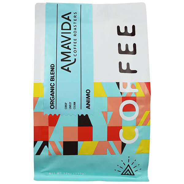 Best Light Roast Coffee Blend: Animo