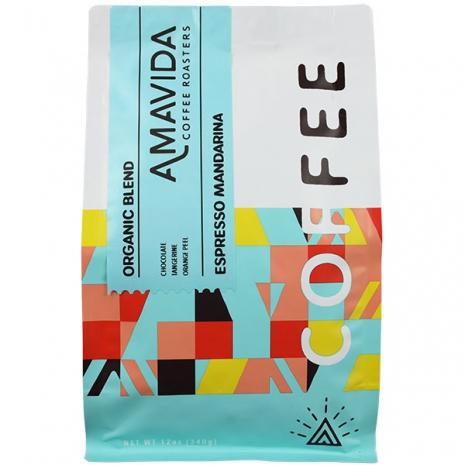Best Organic Espresso Blend: Mandarina