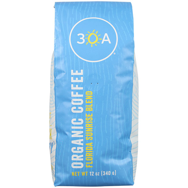 Best Coffee from 30A: Local Florida Blend