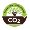 Amavida is 100% Carbon Responsible Coffee Roaster and earned this seal from Taking Root for investing in offsetting CO2 emissions