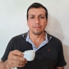 Homer Alarcón Gayoso is 41 years old (2020). He is a second generation Peru coffee farmer and member of Sol y Cafe.