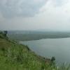 Views of Lake Kivu from SOPACDI in the Democratic Republic of Congo