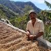 Jose Diaz at Los Chelazos in El Salvador